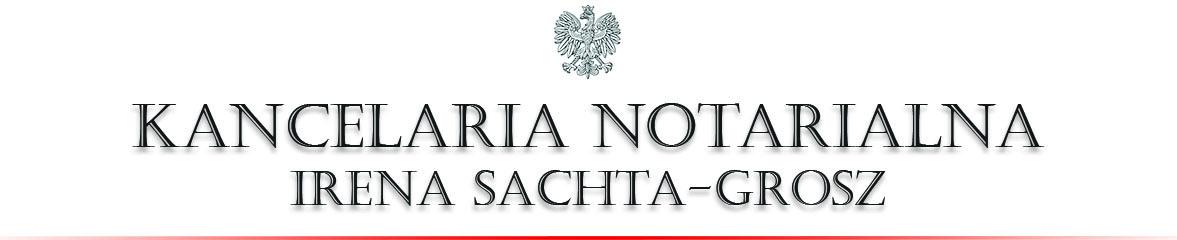 Notariusz Kluczbork, Kancelaria Notarialna Kluczbork Irena Sachta-Grosz header image